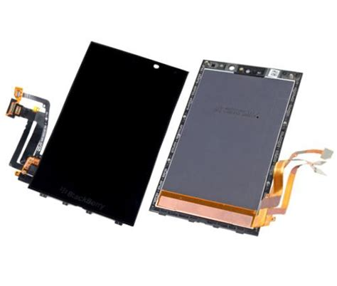 Sparepart Z10 blackberry z10 lcd display touch screen spare part