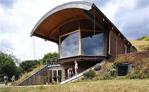 House Plans One Story With Basement Underground Homes 10 Amazing Underground Homes Oddee