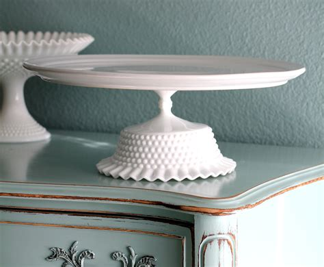 Wedding Cake Pedestals 16 cake stand white ceramic cake stand cupcake by
