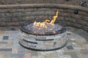 Firepit Bbq Quality Made Granite Pit Bbq Home Garden