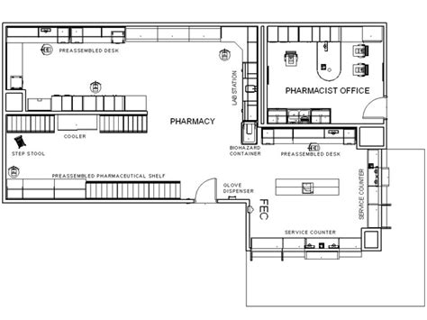 pharmacy floor plan pin pharmacy floor plans on pinterest