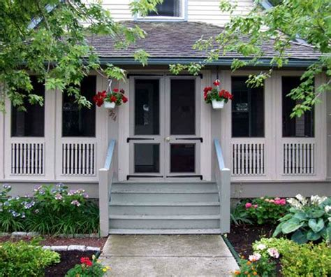 How To Screen In Your Front Porch 25 best ideas about screened front porches on screened porches screened in porch