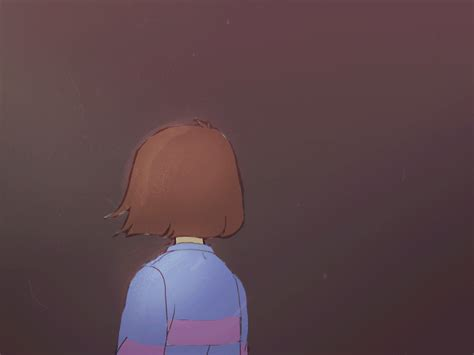 Gif Type Wallpaper | then frisk chara undertale gif game art