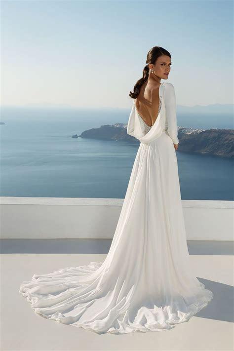 simple wedding dresses     chwv