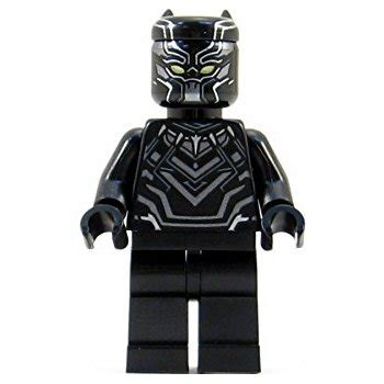 Lego Black Panther lego marvel heroes superheroes black panther minifigure co uk toys