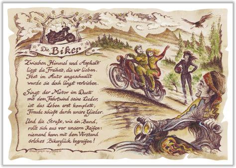 Motorrad Spr Che Hochzeit by Geschenk Biker Motorradfahrer Ebay