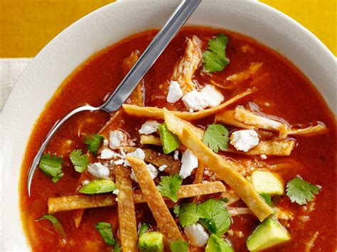 soup recipes food network