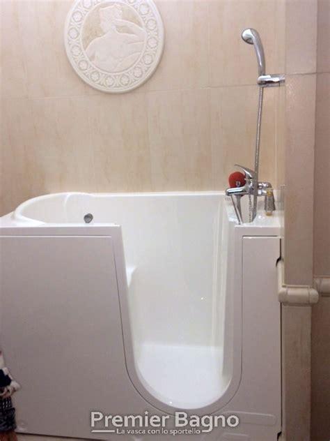 vasche da bagno con sedile vasca da bagno con porta