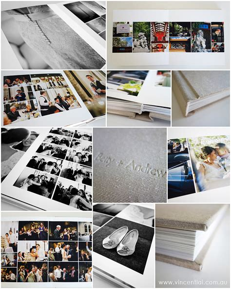 Wedding Albums Sydney by Sydney Wedding Photographer Wedding Albums
