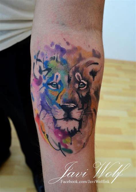 watercolor tattoos pros and cons watercolor estilos mixtos dise 241 o y estilo propio d