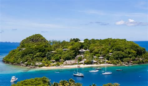 the island at the private caribbean island resort in st vincent and the grenadines