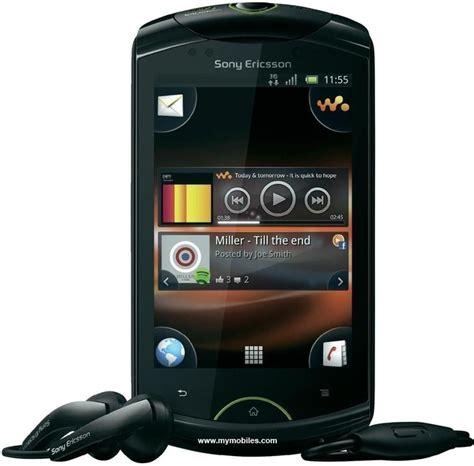 Headset Sony Ericsson Walkman le lit de vos r 234 ves accessories live with walkman