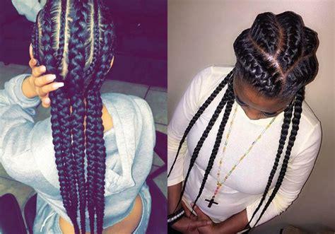 black hair goddess style striking goddess braids hairstyles blackhairlab com