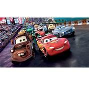 Efsane Şimşek McQueenın Piston Kupası İ&231in Yeni Nesil
