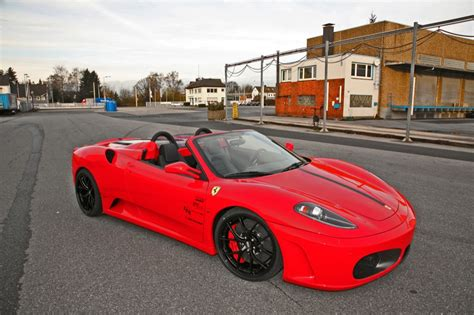 modified ferrari wimmer presents modified ferrari f430 scuderia autoevolution