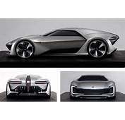 VW GT Ge Is An Electrifying Sports Car Design Study W/Images