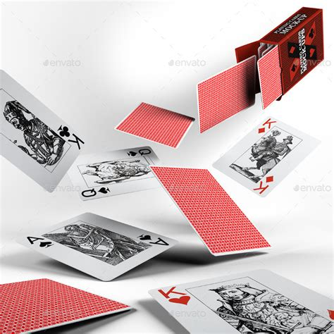cards card box mock up by l5design graphicriver