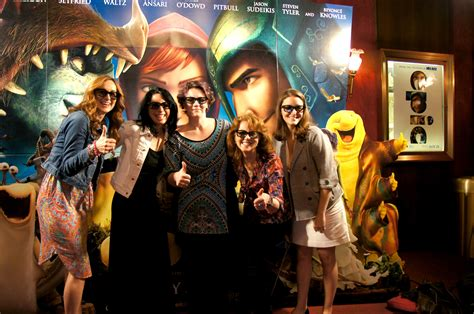 Epic Film Premiere | epic movie red carpet adventure and review groovy green