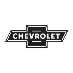 chevrolet black logo vector in eps ai cdr free