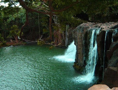 rope swing kauai kipu falls kauai places i will go to pinterest