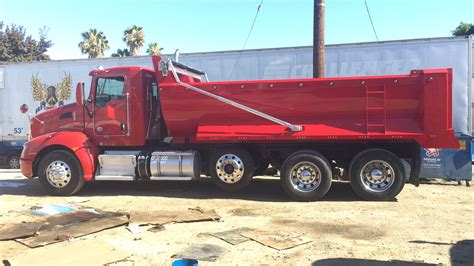 kenworth fleet trucks for sale dump truck conversions fleet truck sales