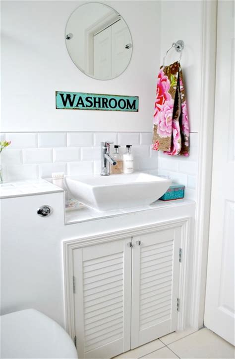 13 Home Design Bloggers by Lavender Cottage Laundry Room Cloakroom Shabby Chic