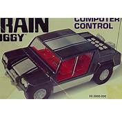 Computer Cars  Brain Buggy Fun Dimensions 1979 Hong Kong