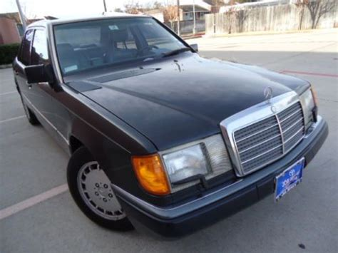 auto body repair training 1993 mercedes benz 300e navigation system buy used 1993 mercedes benz 300e 1owner 99k original paint in houston texas united states