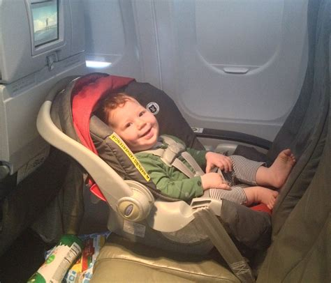 booster seat for 2 year on plane the car seat airplanes