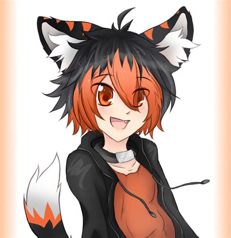 Females Wolf Boy 1 17t kou tiger wolf boy by nowherefox on deviantart