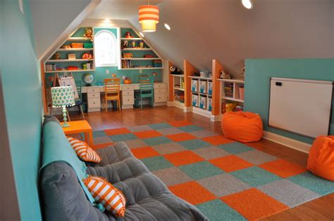 how to make your garage a safe playroom for your 13