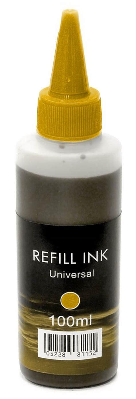 Blueprint Bulk Ink Photo 100 Ml Epson Yellow Kuning T3010 2 epson compatible bulk ink 100ml yellow ub