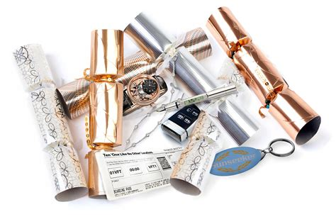 brief christmas crackers reach new height of luxury sparkle
