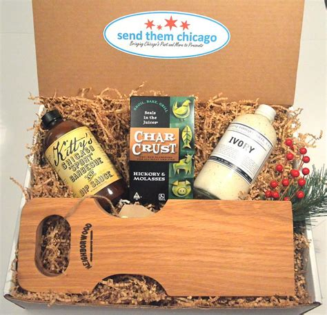 gourmet chicago gifts for cooks and foodies eat local