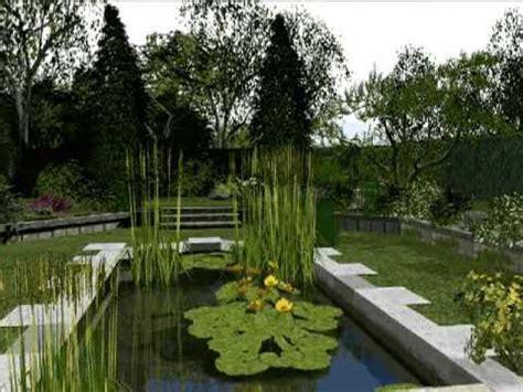 Garten Gestalten Kostenlos by 3d Gartenplaner 3d Garten Designer Trailer