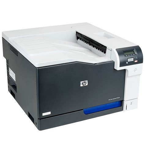 Printer Laser A3 ce711a hp cp5225n a3 laserjet colour printer