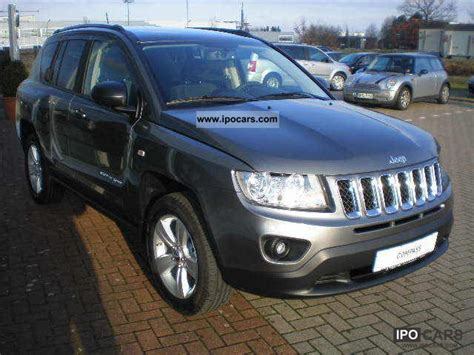 Jeep Compass 4x2 2012 Jeep Compass 2 2 Crd Sport 4x2 Car Photo And Specs