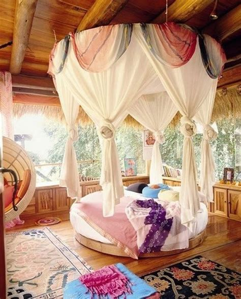 bohemian bed canopy 21 awesome canopy beds messagenote