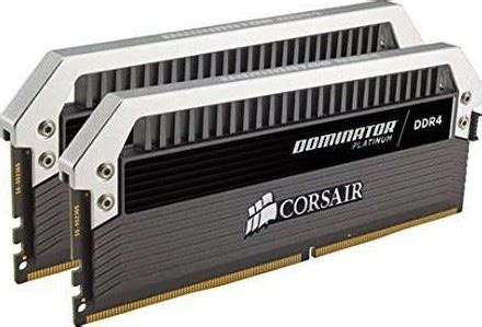 Corsair Dominator Platinum 16gb 2 X 8gb Ddr4 3000mhz corsair dominator platinum series 16gb 2 x 8gb ddr4 dram 3200mhz cmd16gx4m2b3200c16 buy