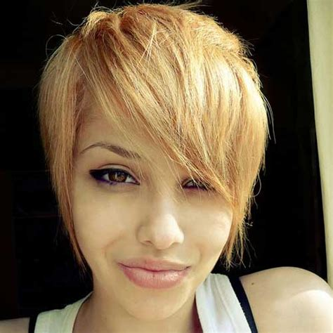 picture of short hair cuts for women with turkey neck 15 modern short haircuts for women hairiz