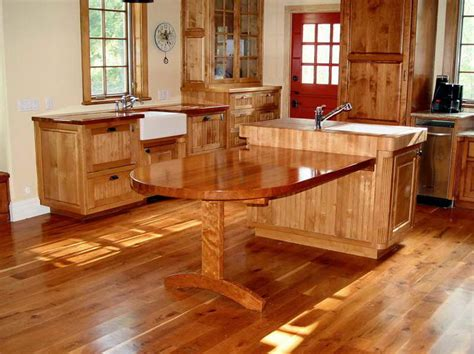 wood countertops diy kitchen wooden designs choose