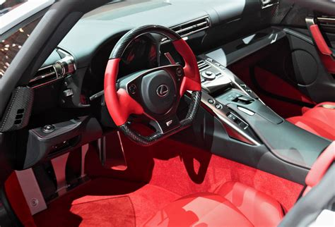lexus lfa price interior lexus lfa price modifications pictures moibibiki
