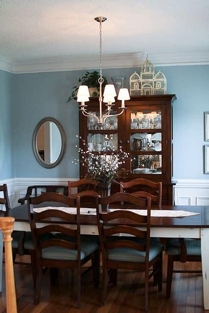 Blue Paint For Dining Room by Blue Dining Room Valspar Seaside Villa Paint Decor