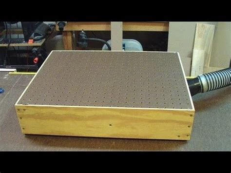 diy bench sander how to make a bench top sander table woodlogger com