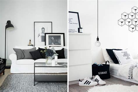 como decorar mi cuarto en blanco y negro todas las claves para decorar en blanco y negro