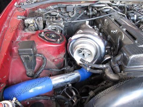 Toyota Supra Turbo Kit Single Turbo Fmic Intercooler Kit 3 Quot For 93 02 Toyota