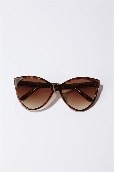 Cat Eye Sunglasses Glasses uo oversized cat eye sunglasses