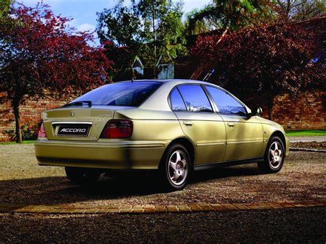 Honda Accord 4 Door by Honda Accord 4 Doors Specs 1998 1999 2000 2001 2002
