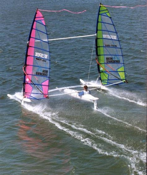 hobie hydrofoil boat are hydrofoils the future of sailing or maybe not sail