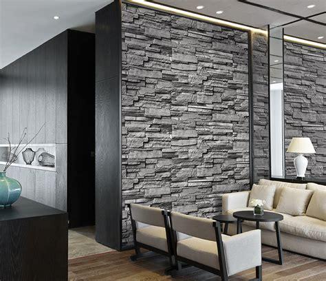 Brick Wallpaper / Vinly Wallpaper / 3d Wall Paper / Korean